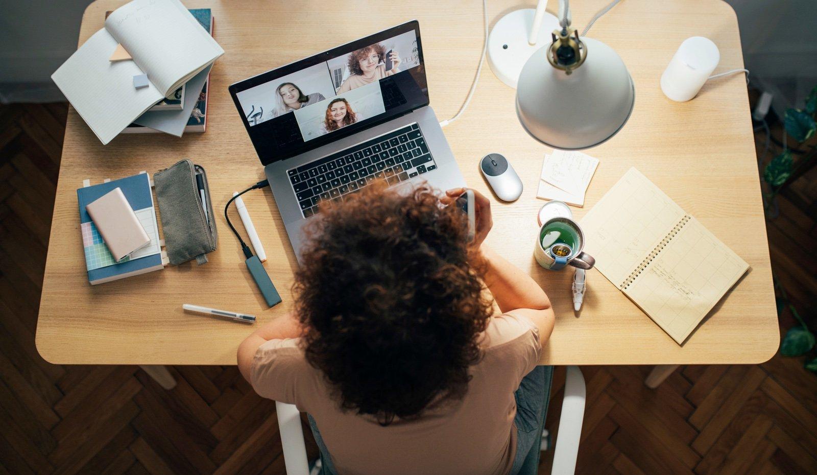 ¿Cómo funcionan las videoconferencias de Microsoft Teams?
