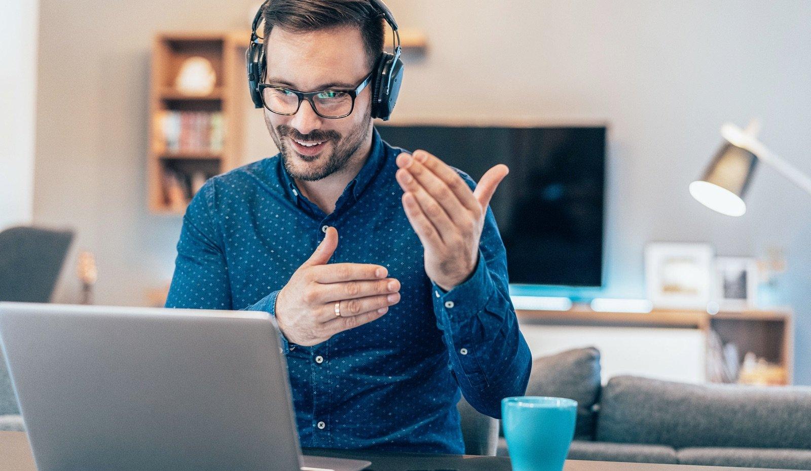 Consejos para gestionar reuniones virtuales