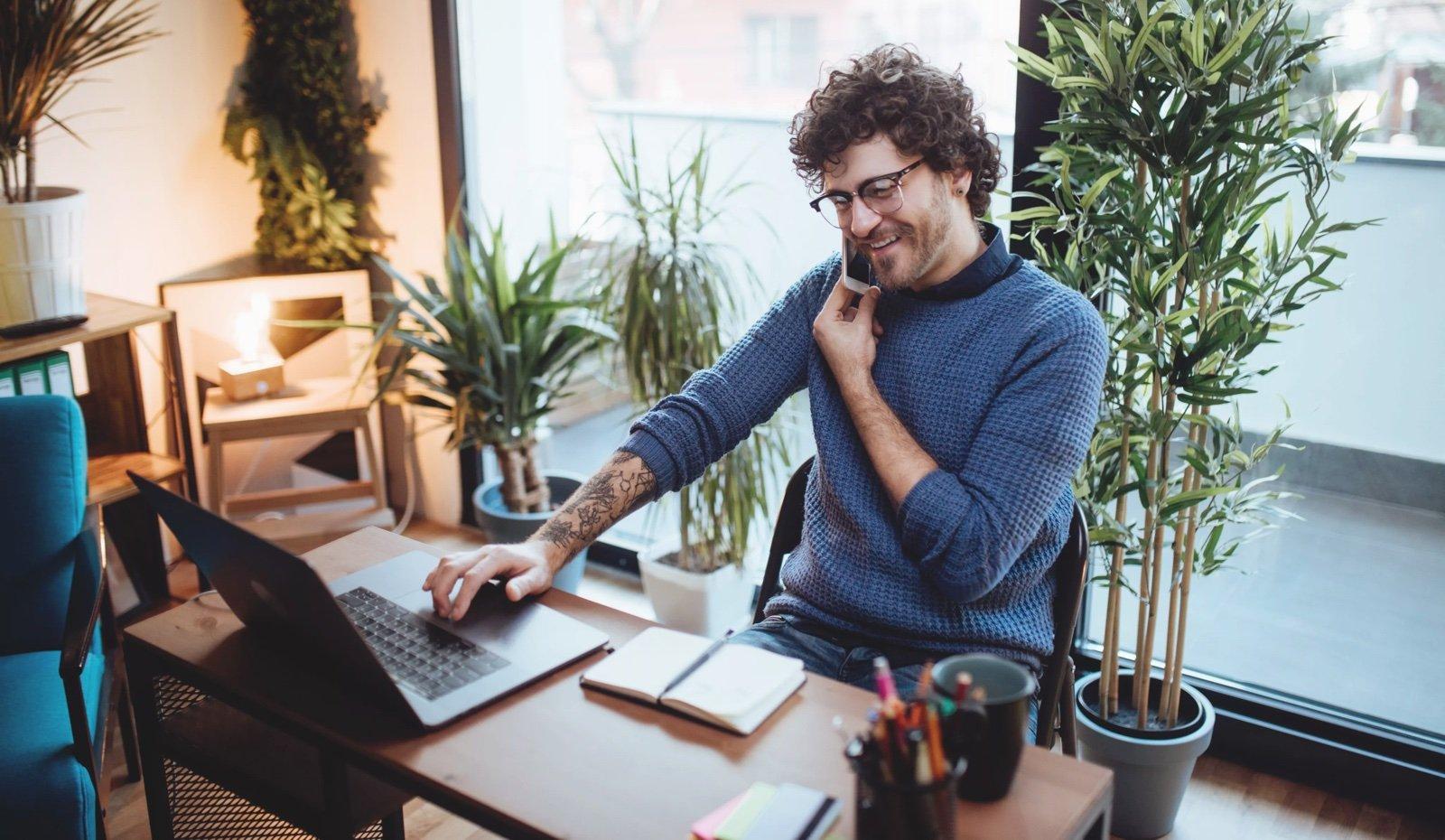 El funcionamiento de las llamadas VoIP