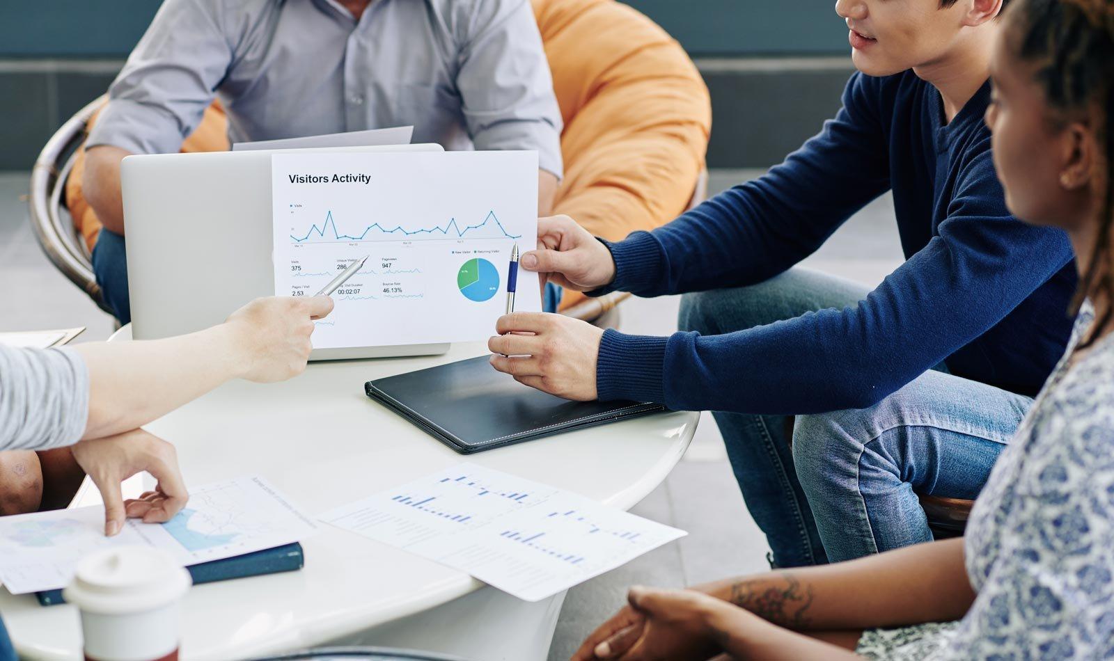 soporte de marketing en programa de partners