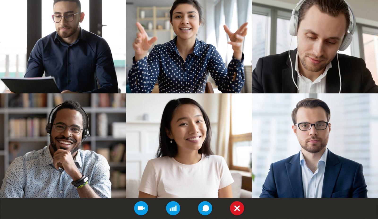Reuniones virtuales: 12 consejos efectivos para gestionarlas