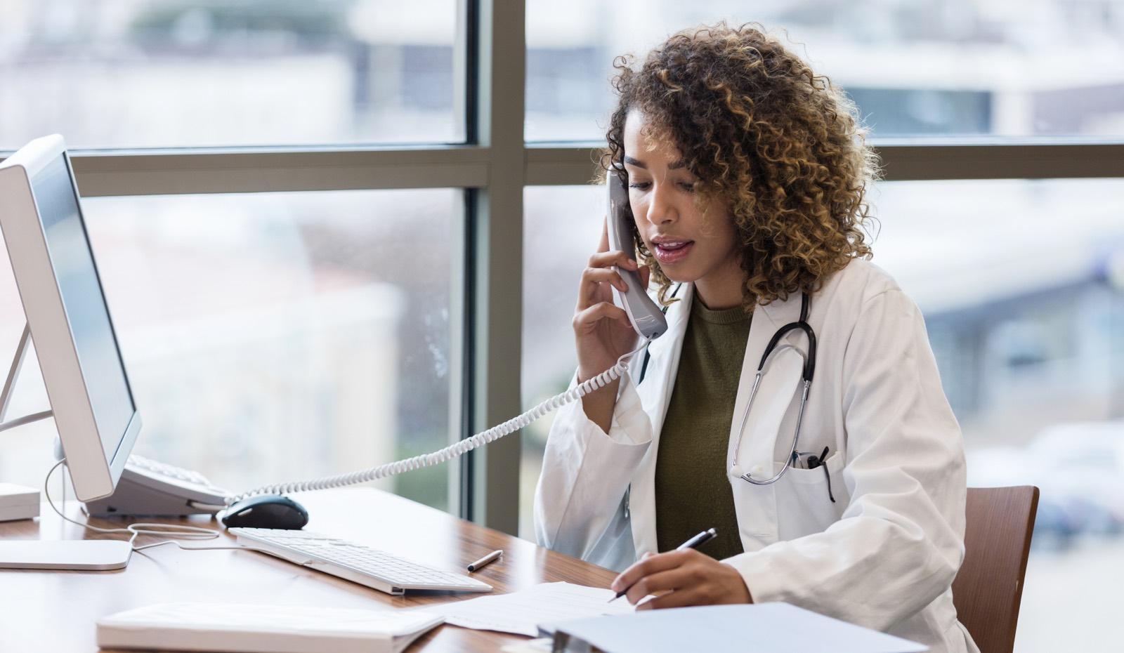 Importancia de las comunicaciones unificadas en el sector salud: telemedicina