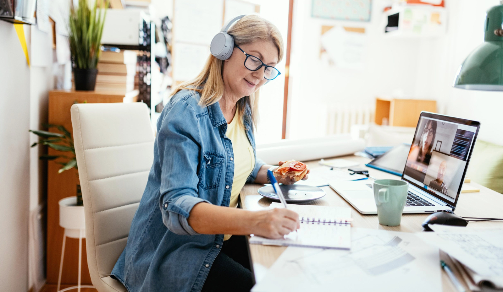 Cómo aumentar la productividad en el trabajo en remoto