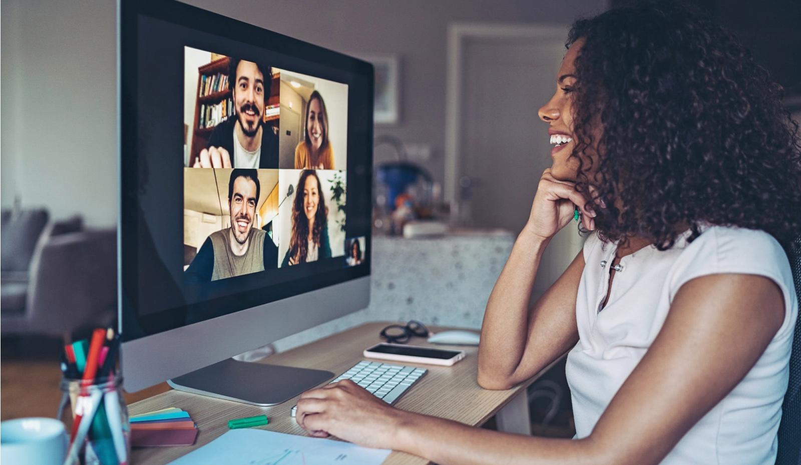 Las claves para una comunicación efectiva en videollamadas