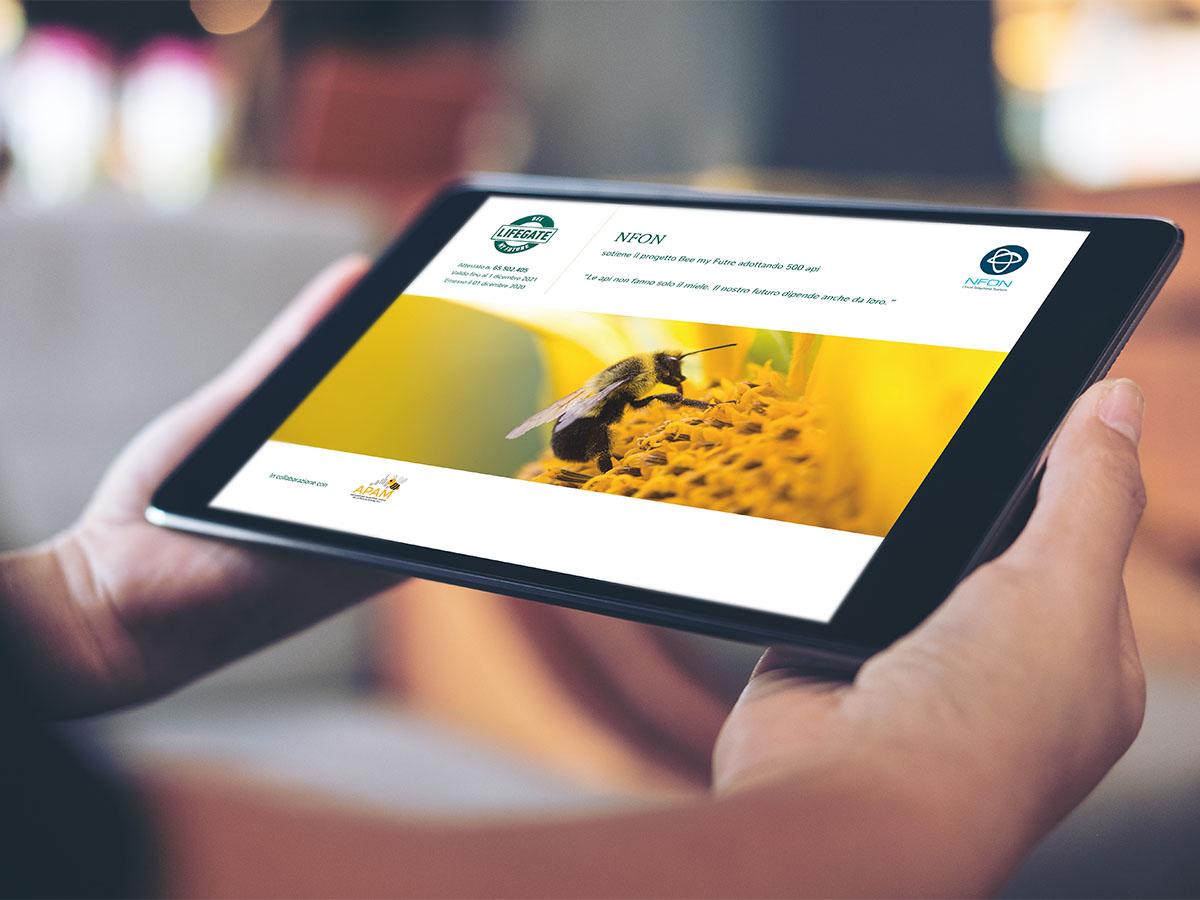 NFON aderisce al progetto Bee My Future: così la tecnologia aiuta a proteggere l'ambiente