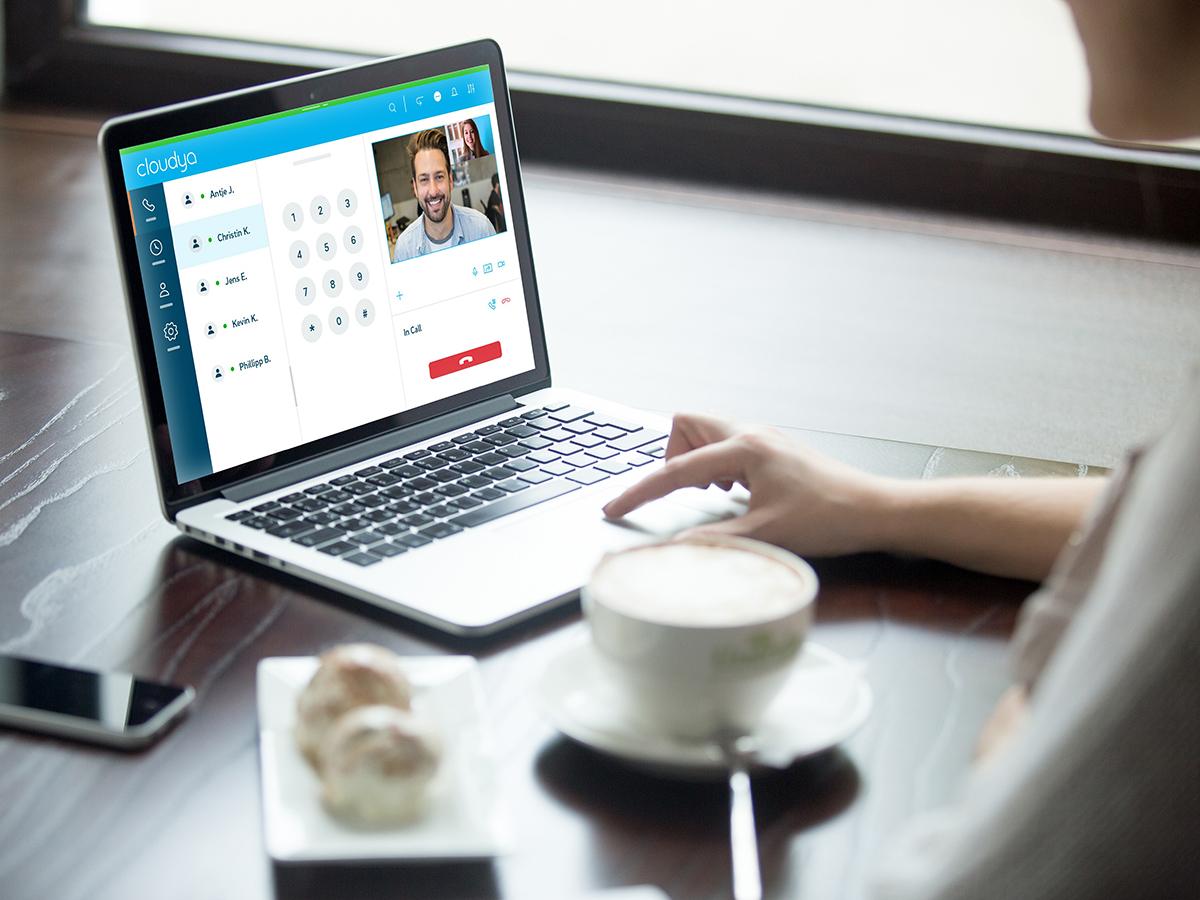 NFON presenta Meet & Share, la funzionalità di Cloudya per le videochiamate 1:1