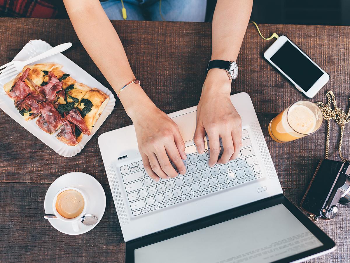 A tavola in smart working, le ricette veloci e gustose
