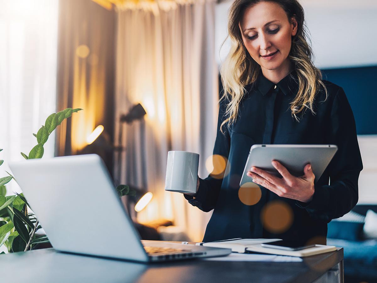 Lo smart working migliora la vita: 5 regole per farlo al meglio