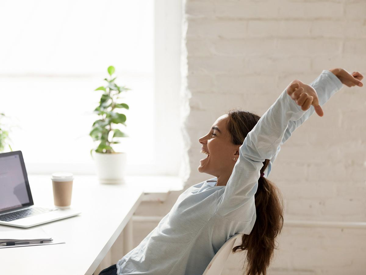Stress da smart working? Tre trucchi per gestirlo al meglio
