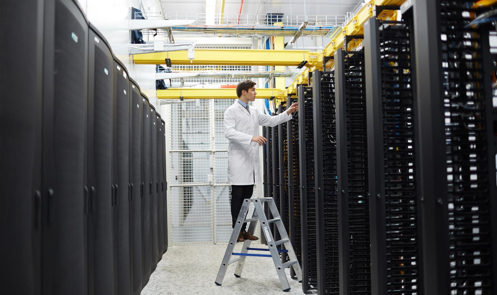 ¿Qué es un centro de datos redundantes?
